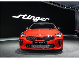 Kia Stinger at Seoul Motor Show 3
