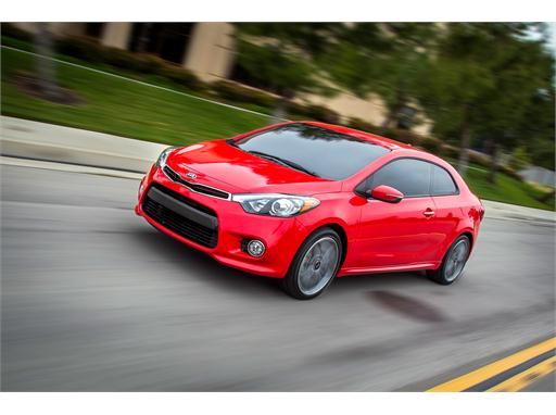 All-new Forte (Cerato) Koup