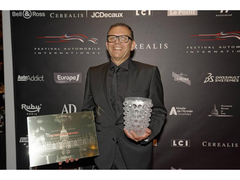 Peter Schreyer Grand Prix Award