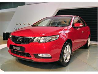 Kia Motors Launches Locally-Manufactured Forte in China