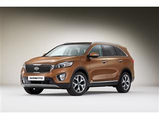 Kia to launch new Sorento and enhanced Rio and Venga at 2014 Paris Motor Show
