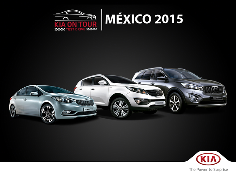 Kia Motors holds official brand launch ceremony in Mexico 2