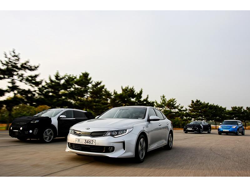 Kia Eco Vehicles