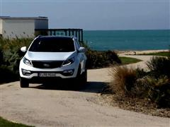 Kia Sportage victory in 2014 J.D. Power VOSS