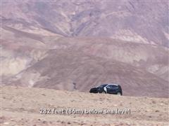 Death Valley hot weather test for all-new Kia Sportage