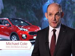 Kia unveils all-new Sportage and Optima at 2015 Frankfurt International Motor Show - New Content Available