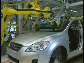 Kia Motors Slovakia Nears Third Anniversary