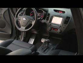 Kia Forte 5 Interior Details