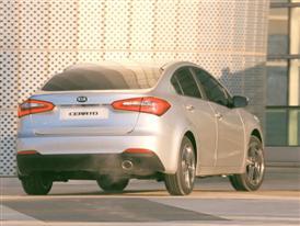 Cerato/Forte Sedan