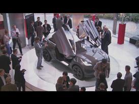 Niro concept car