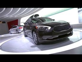 2013 Los Angeles Auto Show Press Conference Video