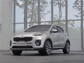 All-new Sportage Design