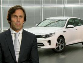 Artur Martins, VP Marketing, KME on the all new Kia Optima