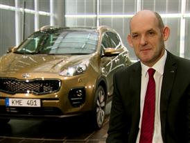 Michael Cole, COO, KME on the all new Kia Sportage