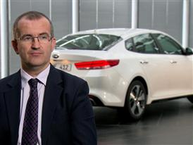 David Labrosse on the all new Kia Optima