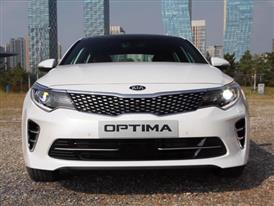 All-new Optima GT Driving (General Market Specification)
