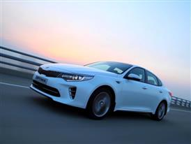 All-new Optima GT Static Exterior (General Market Specification)