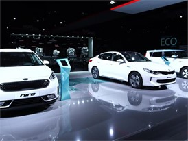 Kia Eco Cars & Engines