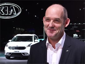 Michael Cole   - Kia Motors Europe COO Interview