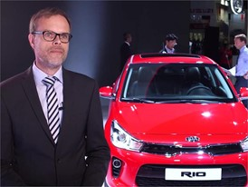 Michael Winkler - Kia Motors Europe Head of Powertrain HMETC interview