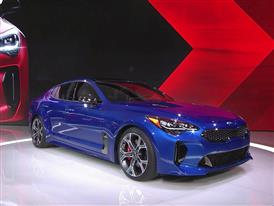 North American International Auto Show Press Conference