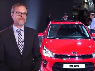 Michael Winkler - Kia Motors Europe Head of Powertrain HMETC interview