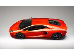Lamborghini Deliveries Grow Substantially in 2012, Strong Demand Continues for Award-Winning Aventador