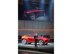 Lamborghini Presents Urus: SUV Concept Vehicle with Extreme Performance