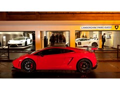 Lamborghini Dealerships Openings