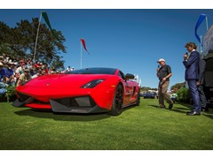 2012 Concorso Italiano in Monterey (CA) - US
