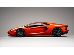 Lamborghini Presents the Pinnacle of Super Sports Cars