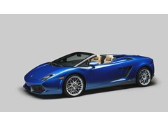 Lamborghini Gallardo LP 550-2 Spyder: The purest form of maximum open-air driving fun
