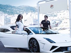 Collezione Automobili Lamborghini: Menswear and Womenswear 2013