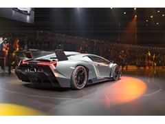 Lamborghini Launches Veneno - a Racing Prototype and Road-going Super Sports Car as a Tribute to the 50th Anniversary of Automobili Lamborghini