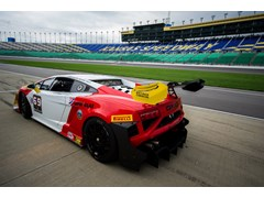 The Lamborghini Blancpain Super Trofeo Series Races into Kansas