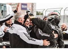 Andrea Amici is crowned Lamborghini Blancpain Super Trofeo Champion