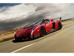Lamborghini Veneno Roadster - A Collector's Masterpiece of Engineering and Design