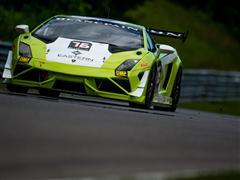 Povoledo, Lewis Win Pole In Canada In First Lamborghini Blancpain Super Trofeo North America Start