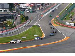 One more win for Pavlovic-Piscopo. The Bonaldi Motorsport duo also claims Spa Race Two