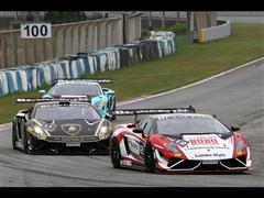 Super Trofeo Asia celebrates a second day of intense competition in Zhuhai