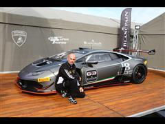 Giorgio Sanna named Head of Lamborghini Motorsport