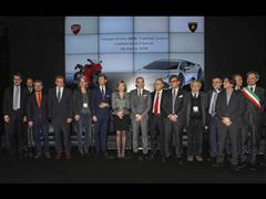 Dual education in Italy: Successful start for social project of Lamborghini and Ducati