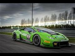 Lamborghini Huracán Gt3 Race Car Makes First Appearance In North America This Weekend At Laguna Seca
