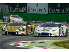 Lamborghini Blancpain Super Trofeo Europe heads towards Silverstone