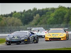 New grid record in Paul Ricard for the third race weekend of the Lamborghini Blancpain Super Trofeo Europe