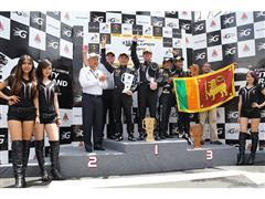 Lamborghini Racers Complete Boldest Street Race In The Asia Series