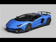 Lamborghini Aventador LP 750-4 Superveloce Roadster Makes Global Debut in California, USA