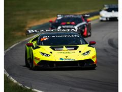 Two Races, Three Winners: Super Trofeo North America Thrills At Virginia International Raceway