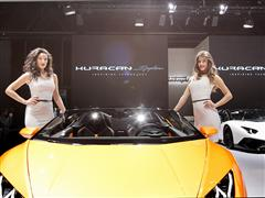 Lamborghini Huracán LP 610-4 Spyder: Performance and Lifestyle under the Open Sky - New content available