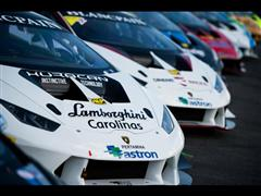 Lamborghini Blancpain Super Trofeo North America Competition Heats Up In Final Stretch